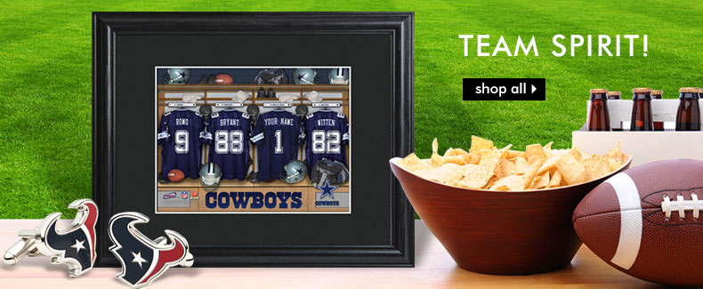 Personalized NFL Shop Gifts