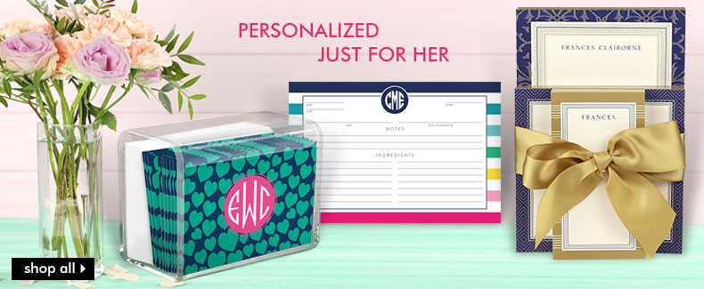 Personalized Gifts for Women