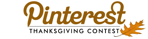 Pinterest Thanksgiving Contest