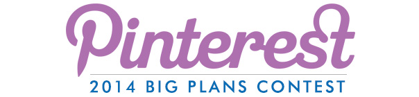 Pinterest 2014 Big Plans Contest