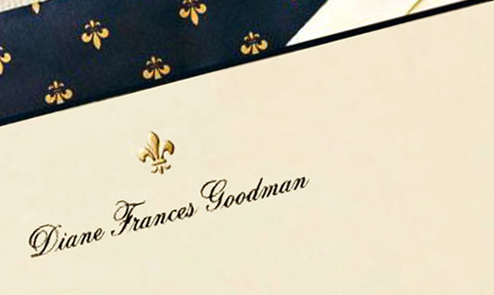 Crane & Co. Personalized Stationery
